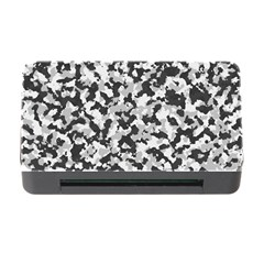 Camouflage Tarn Texture Pattern Memory Card Reader With Cf by Sapixe