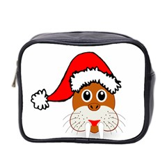 Child Of Artemis Christmas Animal Clipart Mini Toiletries Bag 2 Side by Sapixe