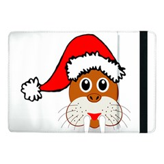 Child Of Artemis Christmas Animal Clipart Samsung Galaxy Tab Pro 10 1  Flip Case by Sapixe