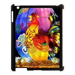 Chinese Zodiac Signs Apple Ipad 3/4 Case (black)