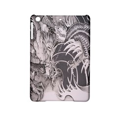 Chinese Dragon Tattoo Ipad Mini 2 Hardshell Cases by Sapixe