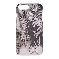 Chinese Dragon Tattoo Apple Iphone 7 Plus Hardshell Case by Sapixe