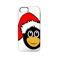 Christmas Animal Clip Art Apple Iphone 5 Classic Hardshell Case (pc+silicone) by Sapixe