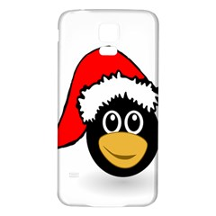 Christmas Animal Clip Art Samsung Galaxy S5 Back Case (white)