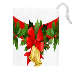 Christmas Clip Art Banners Clipart Best Drawstring Pouches (xxl)