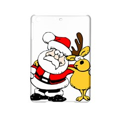 Christmas Santa Claus Ipad Mini 2 Hardshell Cases by Sapixe