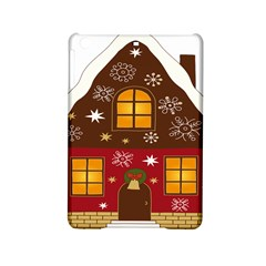 Christmas House Clipart Ipad Mini 2 Hardshell Cases by Sapixe