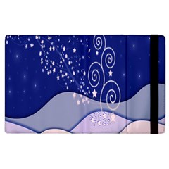 Christmas Tree Apple Ipad 2 Flip Case by Sapixe