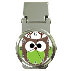 Clip Art Animals Owl Money Clip Watches by Sapixe