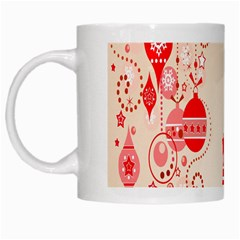 Christmas Clipart Wallpaper White Mugs