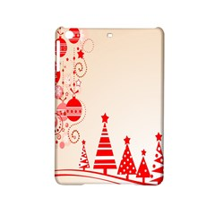 Christmas Clipart Wallpaper Ipad Mini 2 Hardshell Cases by Sapixe