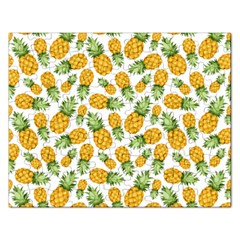 Pineapple Pattern Rectangular Jigsaw Puzzl by goljakoff