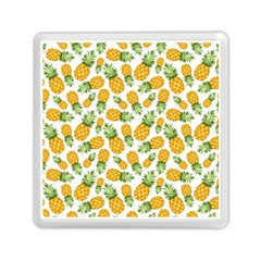 Pineapple Pattern Memory Card Reader (square)  by goljakoff