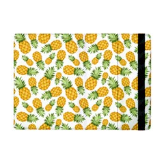Pineapple Pattern Apple Ipad Mini Flip Case by goljakoff