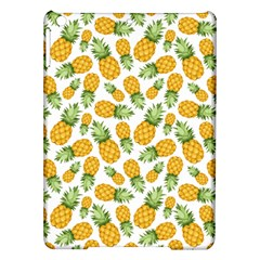 Pineapple Pattern Ipad Air Hardshell Cases by goljakoff