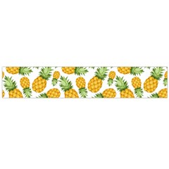 Pineapple Pattern Large Flano Scarf  by goljakoff
