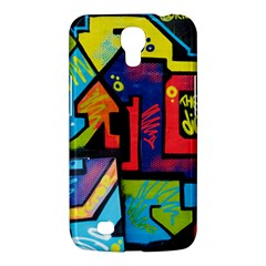 Urban Graffiti Movie Theme Produto Colorful Abstract Arrows Samsung Galaxy Mega 6 3  I9200 Hardshell Case by MAGA
