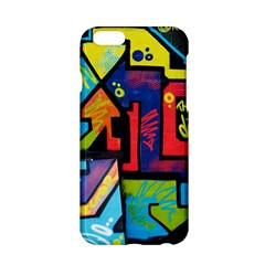Urban Graffiti Movie Theme Produto Colorful Abstract Arrows Apple Iphone 6/6s Hardshell Case by MAGA