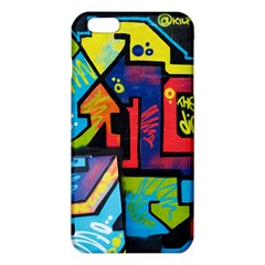 Urban Graffiti Movie Theme Produto Colorful Abstract Arrows Iphone 6 Plus/6s Plus Tpu Case