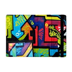 Urban Graffiti Movie Theme Productor Colorful Abstract Arrows Apple Ipad Mini Flip Case