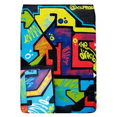 Urban Graffiti Movie Theme Productor Colorful Abstract Arrows Flap Covers (l)  by snek