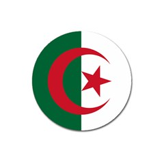 Roundel Of Algeria Air Force Magnet 3  (round) by abbeyz71