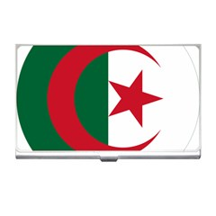 Roundel Of Algeria Air Force Business Card Holders by abbeyz71
