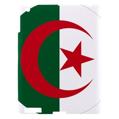 Roundel Of Algeria Air Force Apple Ipad 3/4 Hardshell Case by abbeyz71