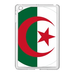 Roundel Of Algeria Air Force Apple Ipad Mini Case (white) by abbeyz71