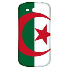 Roundel Of Algeria Air Force Samsung Galaxy S3 S Iii Classic Hardshell Back Case by abbeyz71