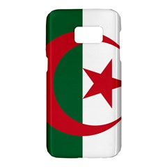 Roundel Of Algeria Air Force Samsung Galaxy S7 Hardshell Case  by abbeyz71