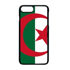 Roundel Of Algeria Air Force Apple Iphone 7 Plus Seamless Case (black) by abbeyz71