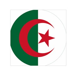 Roundel Of Algeria Air Force Small Satin Scarf (square) by abbeyz71