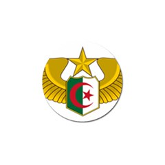 Badge Of The Algerian Air Force  Golf Ball Marker (10 Pack) by abbeyz71