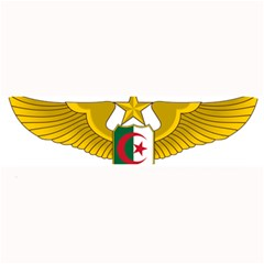 Badge Of The Algerian Air Force  Large Bar Mats