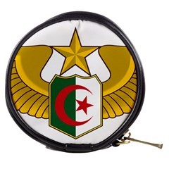 Badge Of The Algerian Air Force  Mini Makeup Bags by abbeyz71