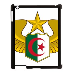 Badge Of The Algerian Air Force  Apple Ipad 3/4 Case (black) by abbeyz71