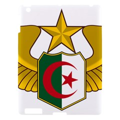 Badge Of The Algerian Air Force  Apple Ipad 3/4 Hardshell Case