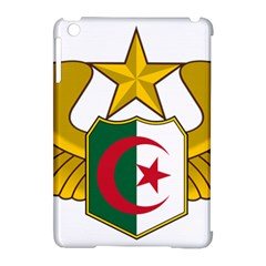 Badge Of The Algerian Air Force  Apple Ipad Mini Hardshell Case (compatible With Smart Cover) by abbeyz71