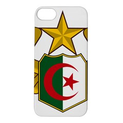 Badge Of The Algerian Air Force  Apple Iphone 5s/ Se Hardshell Case by abbeyz71