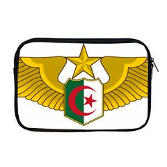 Badge Of The Algerian Air Force  Apple Macbook Pro 17  Zipper Case by abbeyz71