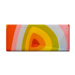 Graffiti Orange Lime Power Blue And Pink Spherical Abstract Retro Pop Art Design Cosmetic Storage Cases
