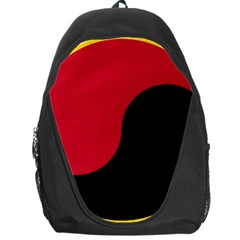 Roundel Of Angolan Air Force Backpack Bag by abbeyz71