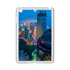 City Dubai Photograph From The Top Of Skyscrapers United Arab Emirates Ipad Mini 2 Enamel Coated Cases by Sapixe