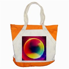 Colorful Glowing Accent Tote Bag