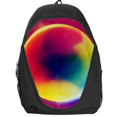 Colorful Glowing Backpack Bag