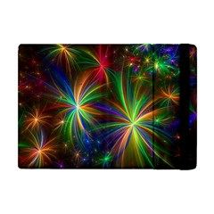 Colorful Firework Celebration Graphics Apple Ipad Mini Flip Case by Sapixe
