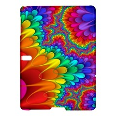 Colorful Trippy Samsung Galaxy Tab S (10 5 ) Hardshell Case