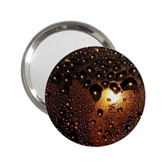 Condensation Abstract 2 25  Handbag Mirrors by Sapixe