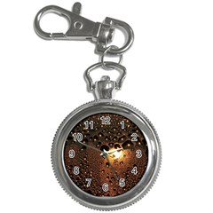 Condensation Abstract Key Chain Watches by Sapixe